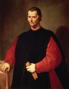Propaganda of Machiavelli