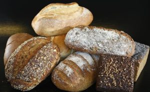Whole grains - Bread