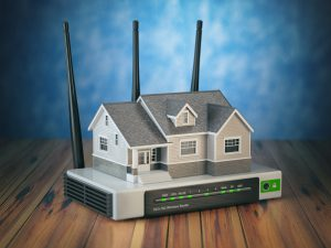 Electromagnetic fields - Router