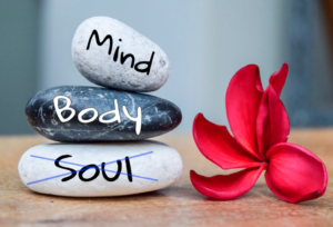 Spirituality - Mind body and soul