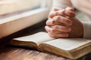 Spirituality - praying