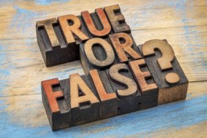 foundations of truth - true or false