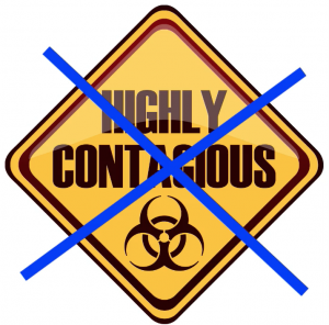 HIghly Contagious - germ theory
